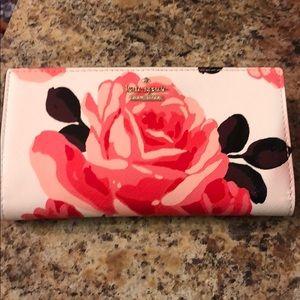 Gently used Kate Spade wallet